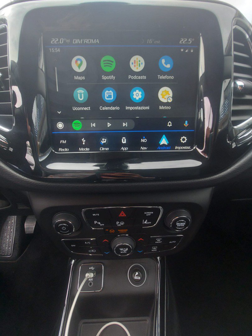 Auto usata JEEP Compass 1.6 Multijet II 2WD Limited del ...